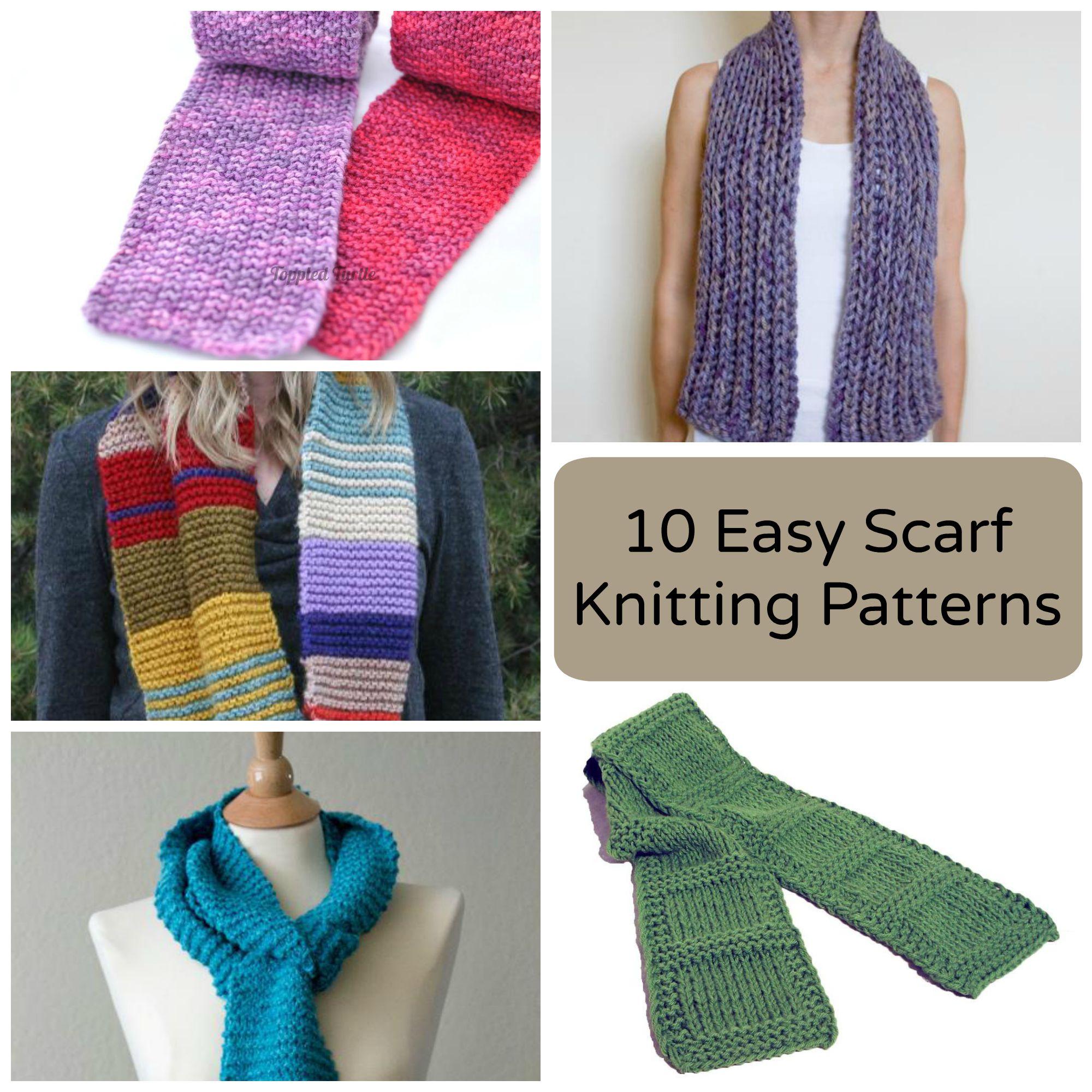 knit scarf easy scarf knitting patterns hyjzscg