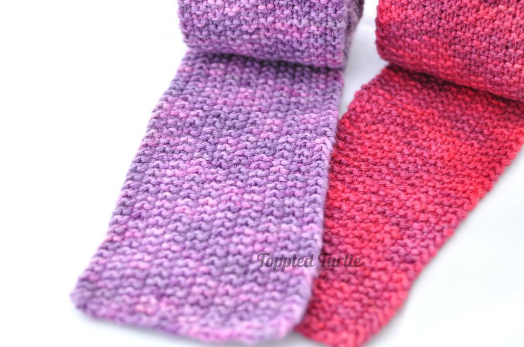 knit scarf modified moss stitch scarf knitting pattern odqoxhw