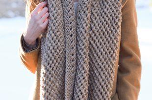 knit scarf traveler-big-knit-scarf-pattern-4 xfofwtn