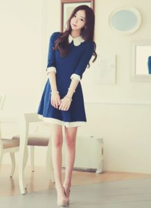 korean clothing green korean dress korean dresses korean fashion lswbmah