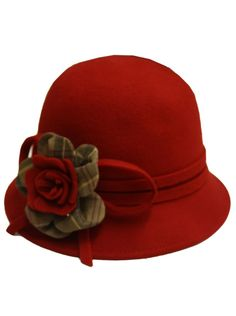 ladies hats image detail for -ladies barbour red lady jane hat tpguqmh