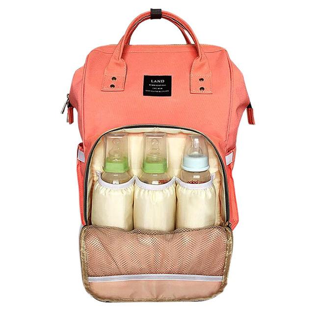 land diaper bag mummy maternity nappy bag brand large capacity baby bag  travel backpack wffniqo