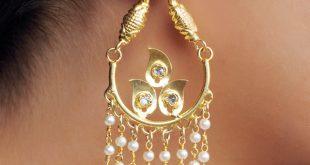 latest designer earrings image kenetiks kzliscn
