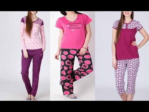 latest soft cotton night wear | night dress | nighty for girls tngrrvg