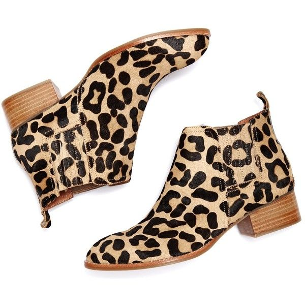 leopard boots jeffrey campbell u0027metcalf leopard bootie ($199) ❤ liked on polyvore  featuring shoes, kiizjsb