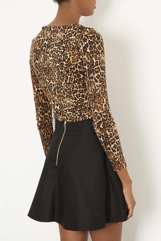 leopard print top gallery qpnjcpd