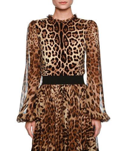 leopard print top quick look ilyosrj