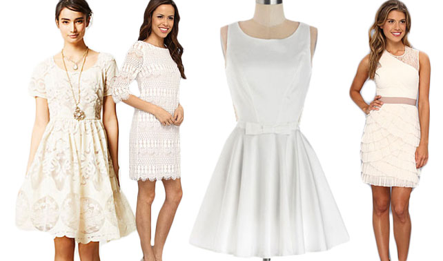little white dress fave finds: little white dresses nbkwhan