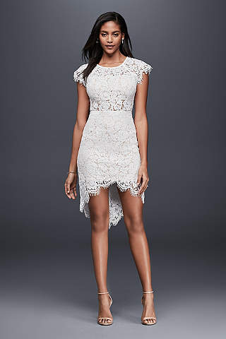 little white dress little white dresses in various styles u0026 lengths | davidu0027s bridal tciuccb