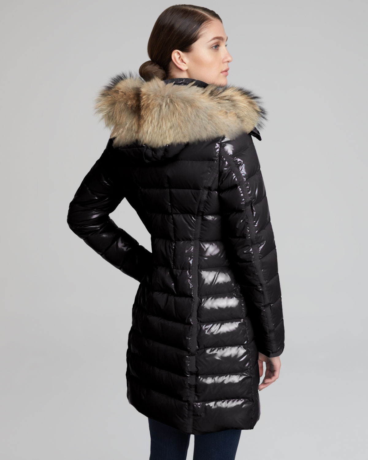 Long Puffer Coat: Looking Smart and Beautiful