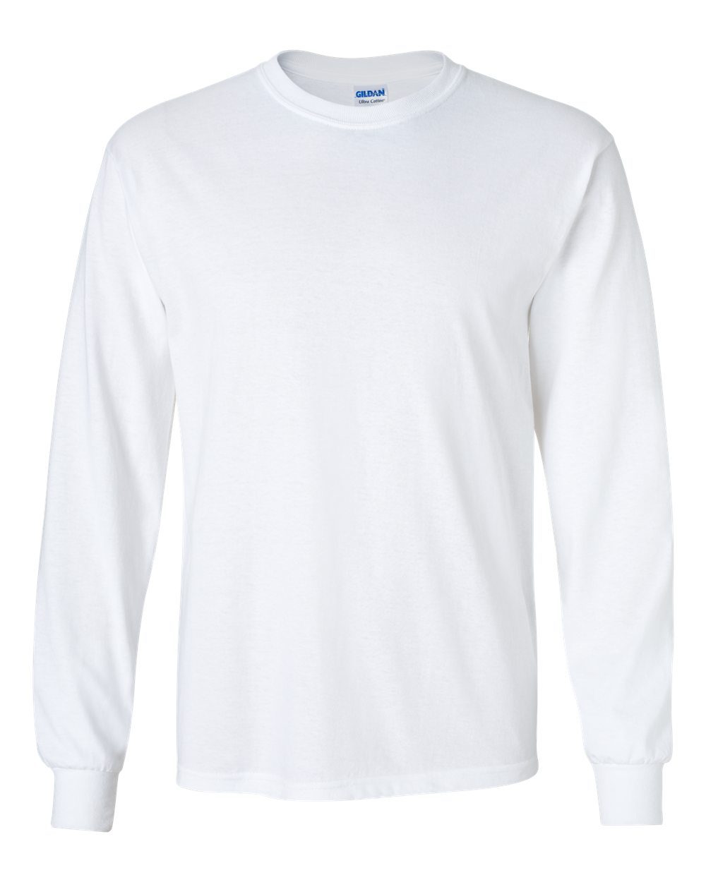 long sleeve shirts gildan 2400 - ultra cotton™ long sleeve t-shirt | wordans.com cvnrjws