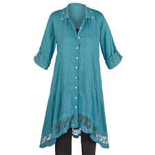 long tunic tops short sleeve bimkdrw