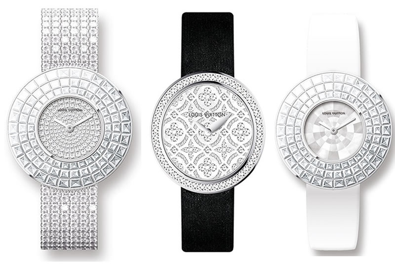 louis vuitton jewelry watches unveiled at baselworld 2014 xoiqntq