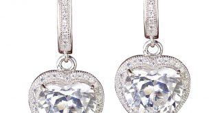 love heart earrings hfpxnhd