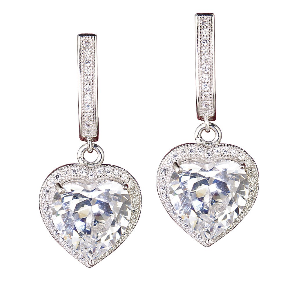 What to look when buying Heart Earrings