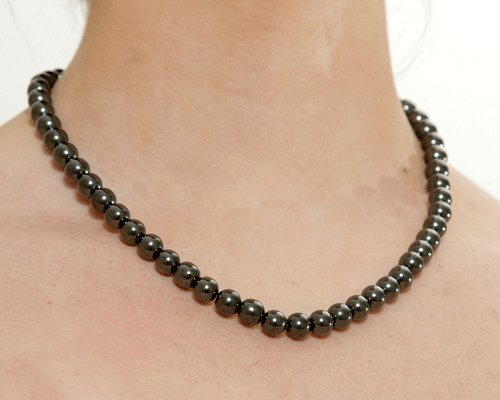 Health benefits of magnetic necklace