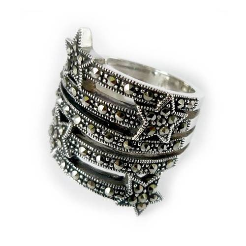 marcasite jewelry stars twinkle marcasite ring pkzoikb