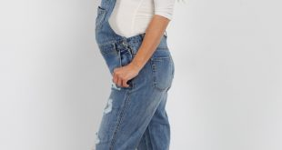 maternity overalls blue distressed denim boyfriend overalls; blue distressed denim boyfriend  overalls ... rlvmkle