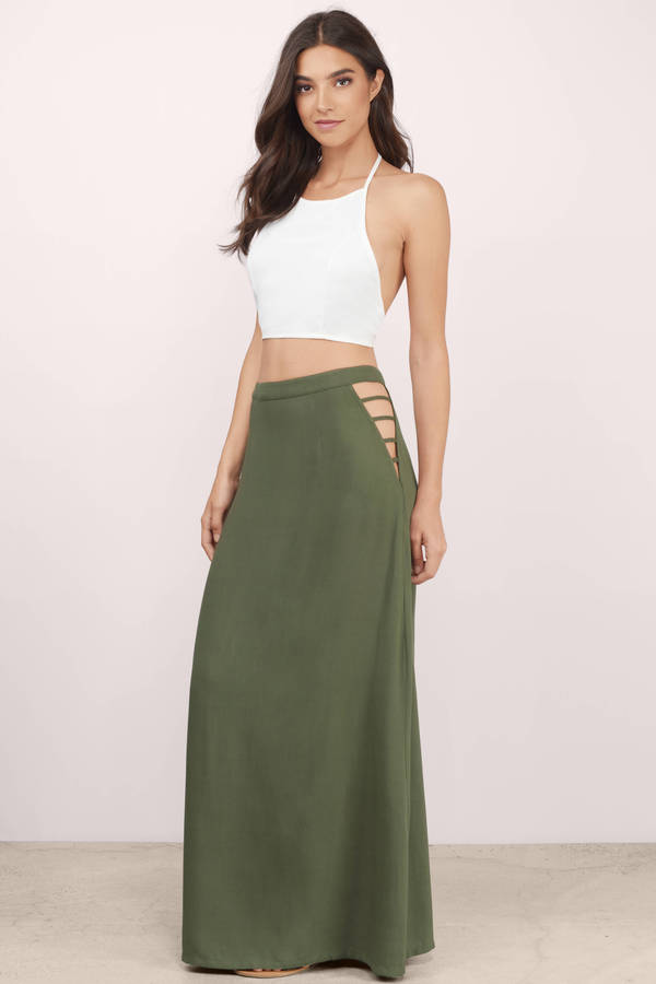 maxi skirt final sale vfcaaxl