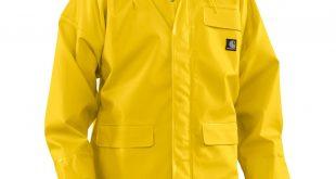 menu0027s carhartt® surrey waterproof hooded rain coat, yellow qcootxi