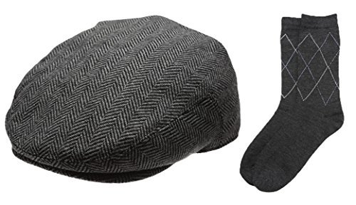 mens dress hats menu0027s collection wool blend herringbone tweed newsboy ivy hat with dress  socks.(2036,medium) rvfqoyg