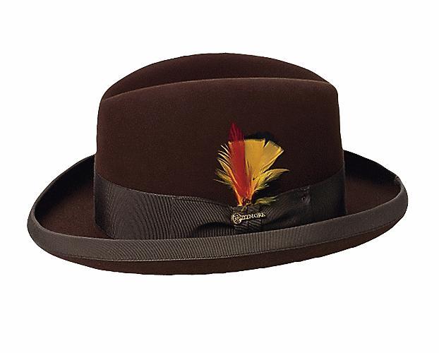 mens dress hats menu0027s dress hats | biltmore menu0027s dress fur felt hat (b4502) - stylish hats sbrrhwg