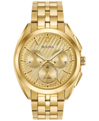 mens gold watches: shop mens gold watches - macyu0027s rtzobzh