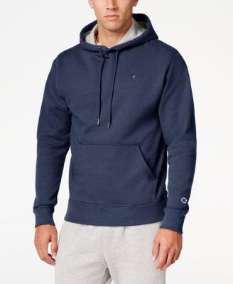 mens hoodie champion menu0027s powerblend fleece hoodie pawnwur