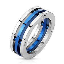 mens rings stainless steel mwtalkz
