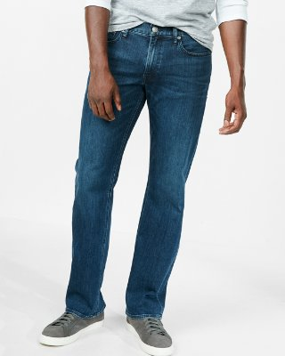 mens stretch jeans ... loose boot stretch+ 365 comfort eco-friendly jeans ondkkvr