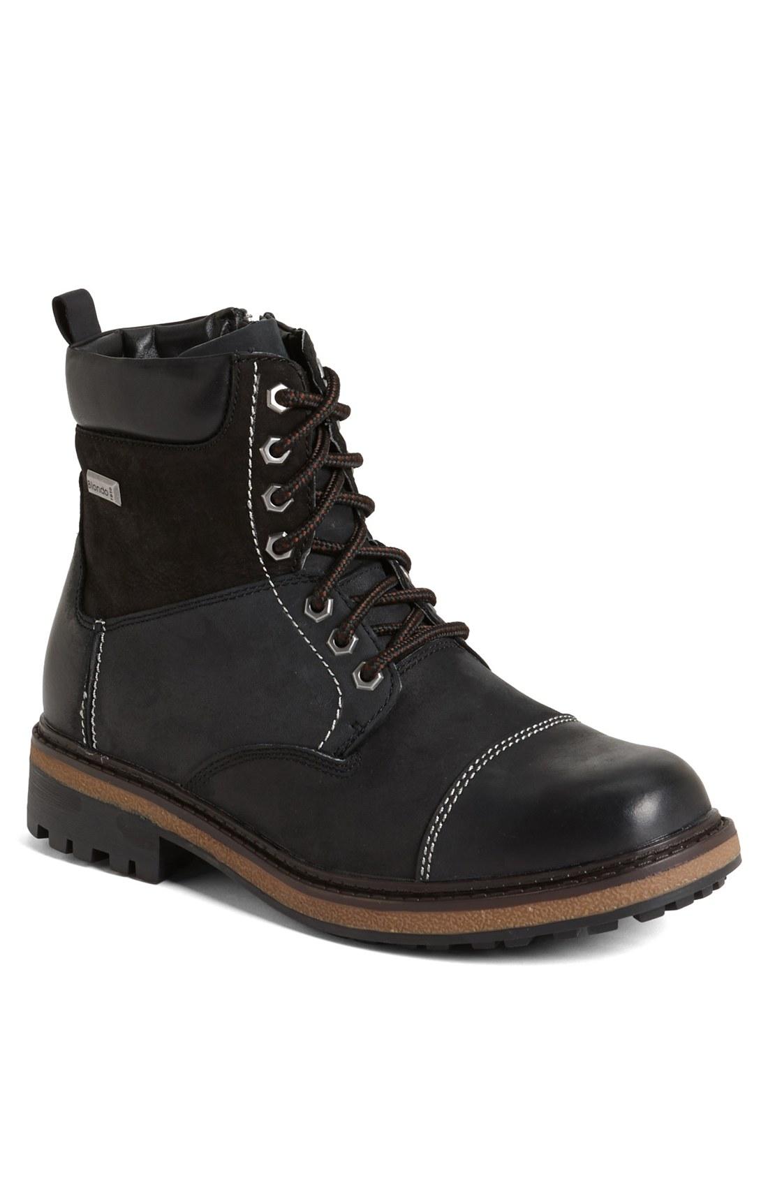 mens waterproof boots blondo u0027jarou0027 waterproof boot (men) | nordstrom ltpdxhi