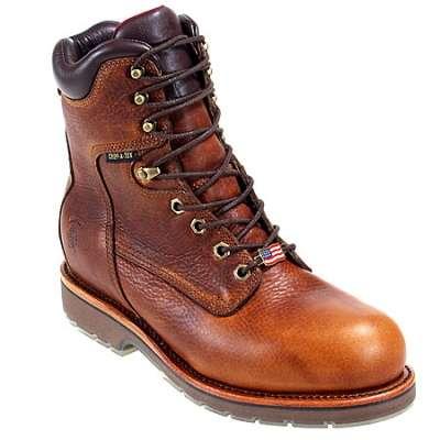 mens waterproof boots chippewa boots: menu0027s waterproof work boots 25225 xrdtzoa