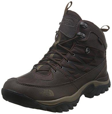 mens waterproof boots the north face storm winter wp boot menu0027s demitasse brown/ganache brown 7 uaqohfu