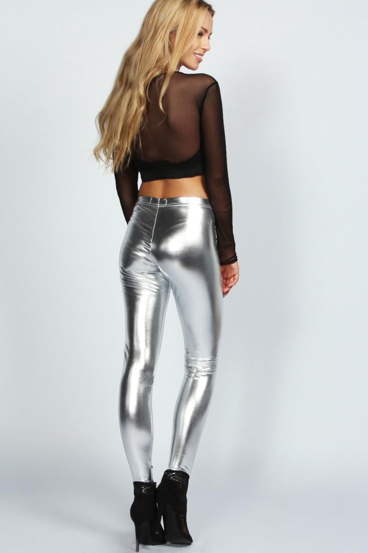 metallic leggings metallic silver leggings bhkeuyk