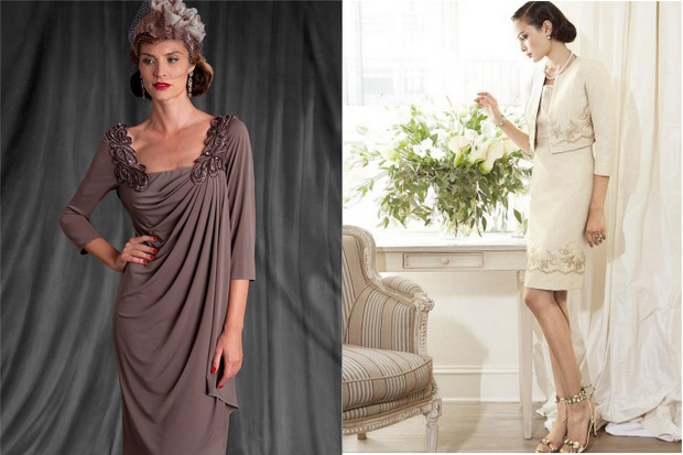 Mother of the Bride Outfits: Making Mothers Look Beautiful on Their Daughters' Wedding Day