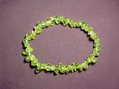 natural peridot bracelet. 2 ... mttqdjj