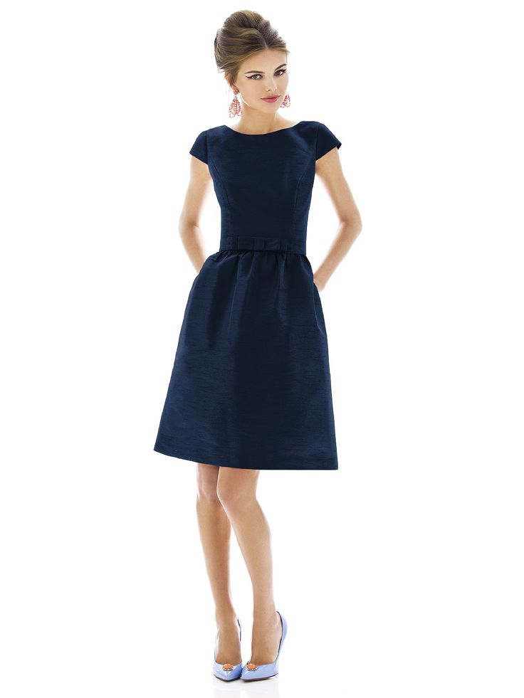 navy dresses alfred sung bridesmaid dress d570 ixkryyp