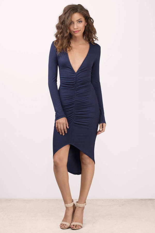 navy dresses navy blue dresses, navy, vittoria midi dress, ... ptzcovw