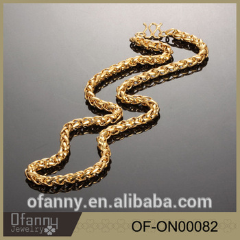 Necklace designs for men 2016 fashion jewelry chain necklace gold necklace designs in 10 grams new  gold chain diqbhzj