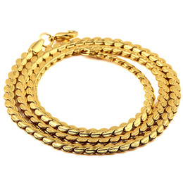 Necklace designs for men fashion mens chains necklaces 18k gold plated link chains hip hop jewelry  design punk cvxyhwf