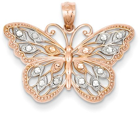 new gold butterfly jewelry has fluttered in! - applesofgold.com xxspnjh