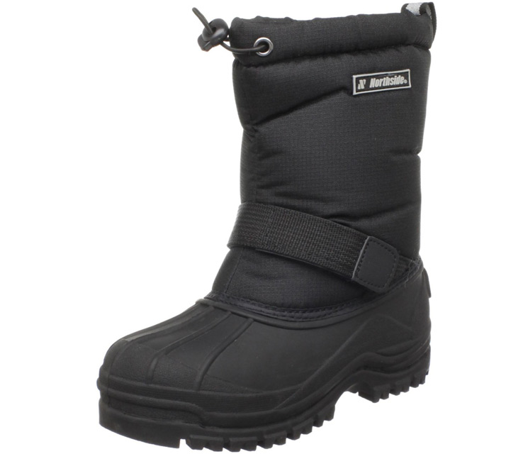 northside youth frosty winter boots black rmhffoj