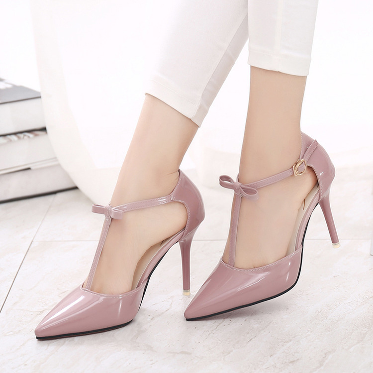 nude color heels nice women pumps high thin heels women shoes nude color fashion all-match  shallow mouth ocxbywn