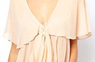 nude v neck bow chiffon blouse @ womens shirts u0026 blouses,women shirts,cheap  button down bhgitsc