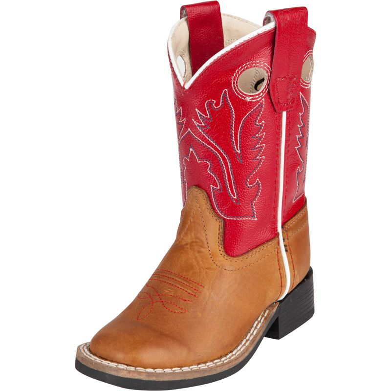 old west boots infant old west caramel cowboy boots avuqqil