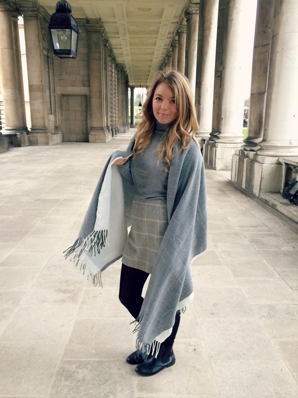 oversized scarf - asos caqtouc