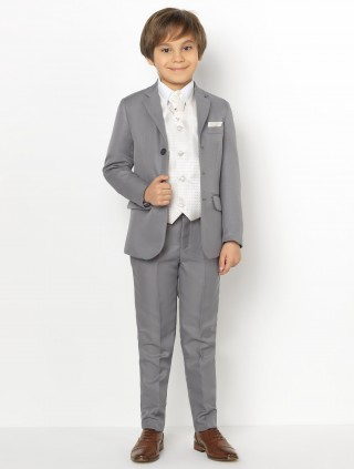 page boy suits boys grey page boy suit boys grey suit - samuel zmzwlts