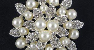 pearl brooch - fb0004 trnrhcy