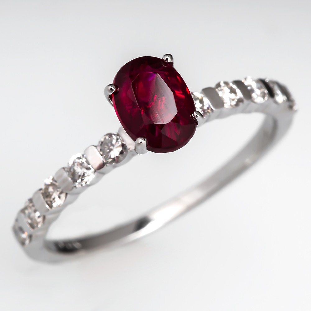 Ruby Engagement Rings: The Perfect Engagement Rings for You