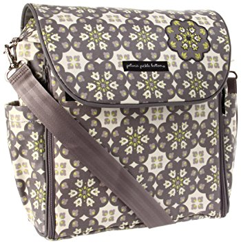 petunia pickle bottom diaper bags petunia pickle bottom boxy backpack diaper bag (misted marseille) hoopvrb
